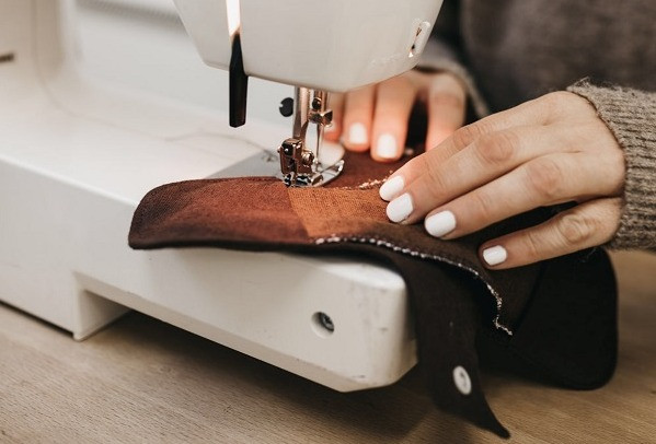 ALT=photo of sewing