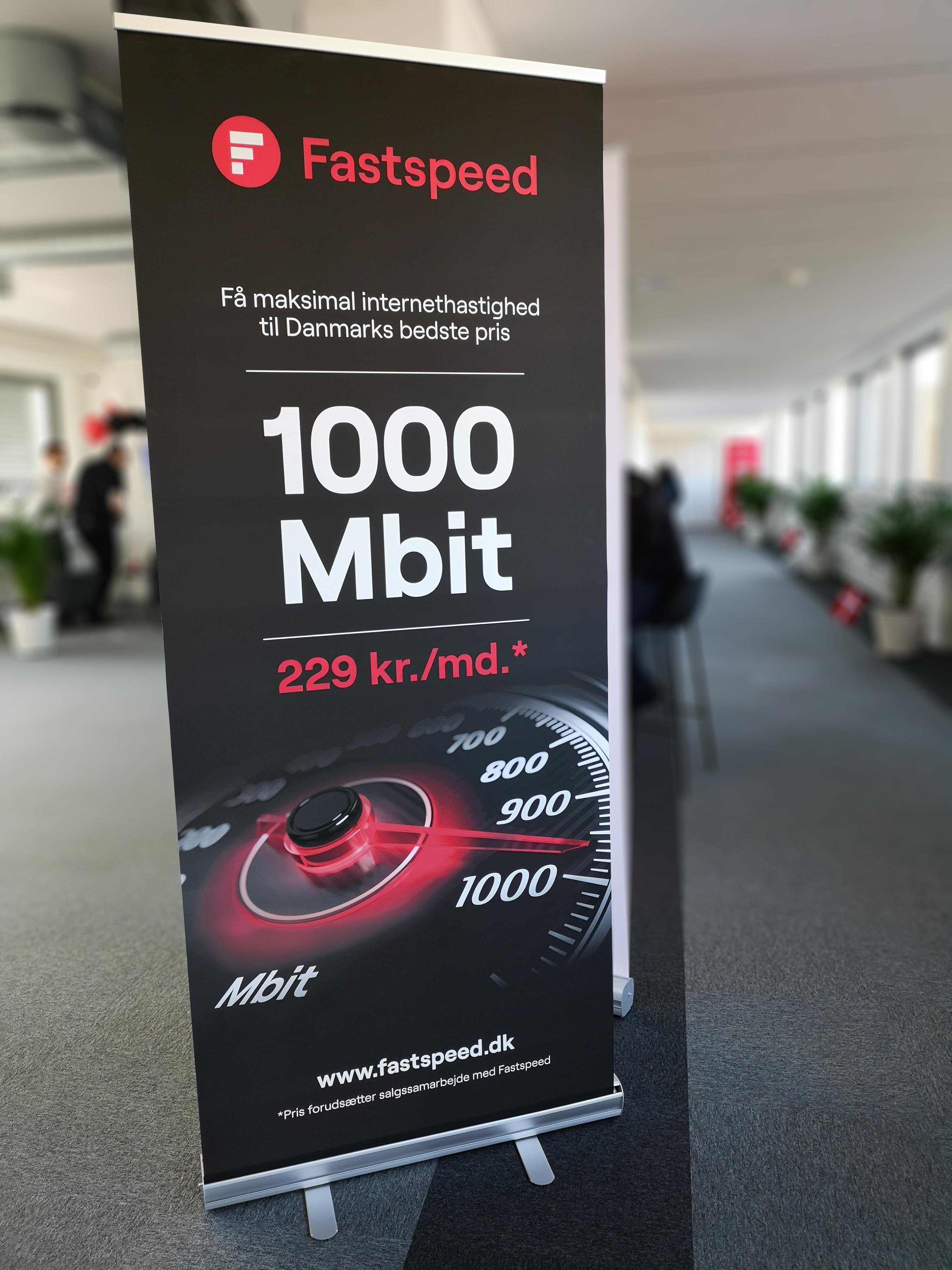 // Fastspeed