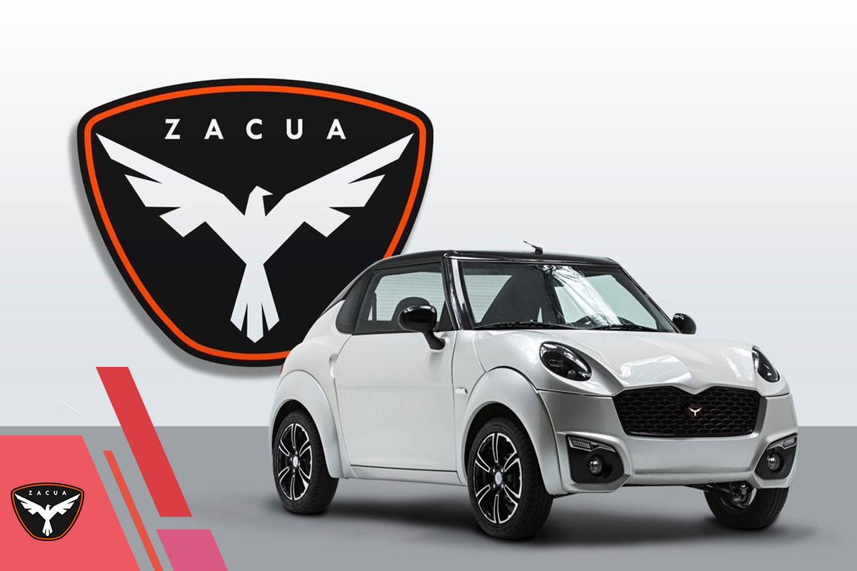 Nazareth Black Director de Marca Auto Eléctrico Mexicano Zacua