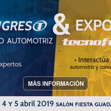 2 Congreso & Expo Automotriz Tecnofuel