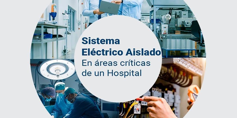 Curso de Sistema Eléctrico Aislado. En áreas críticas de un Hospital.