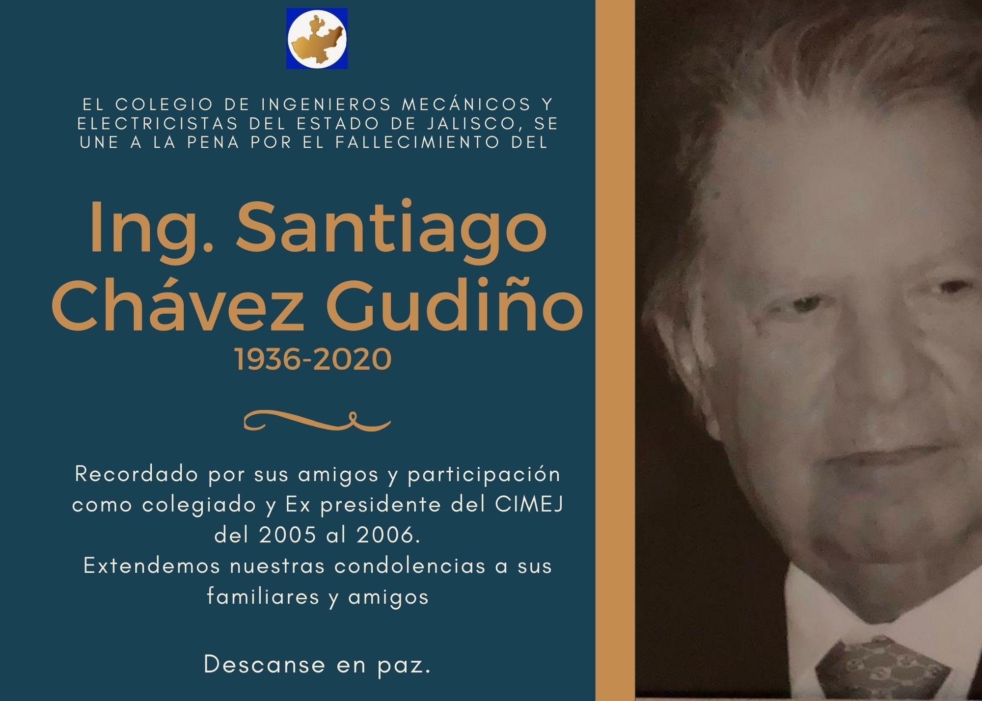 Esquela Santiago Gudiño