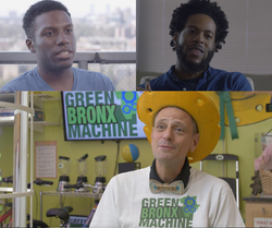 Bronx Vignettes | Interview Series
