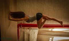 Gymnast   Studio Photography Part 2