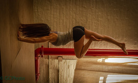 Gymnast | Studio Photography Part 2