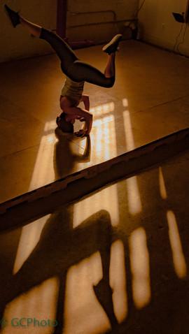 Gymnast | Studio Photography