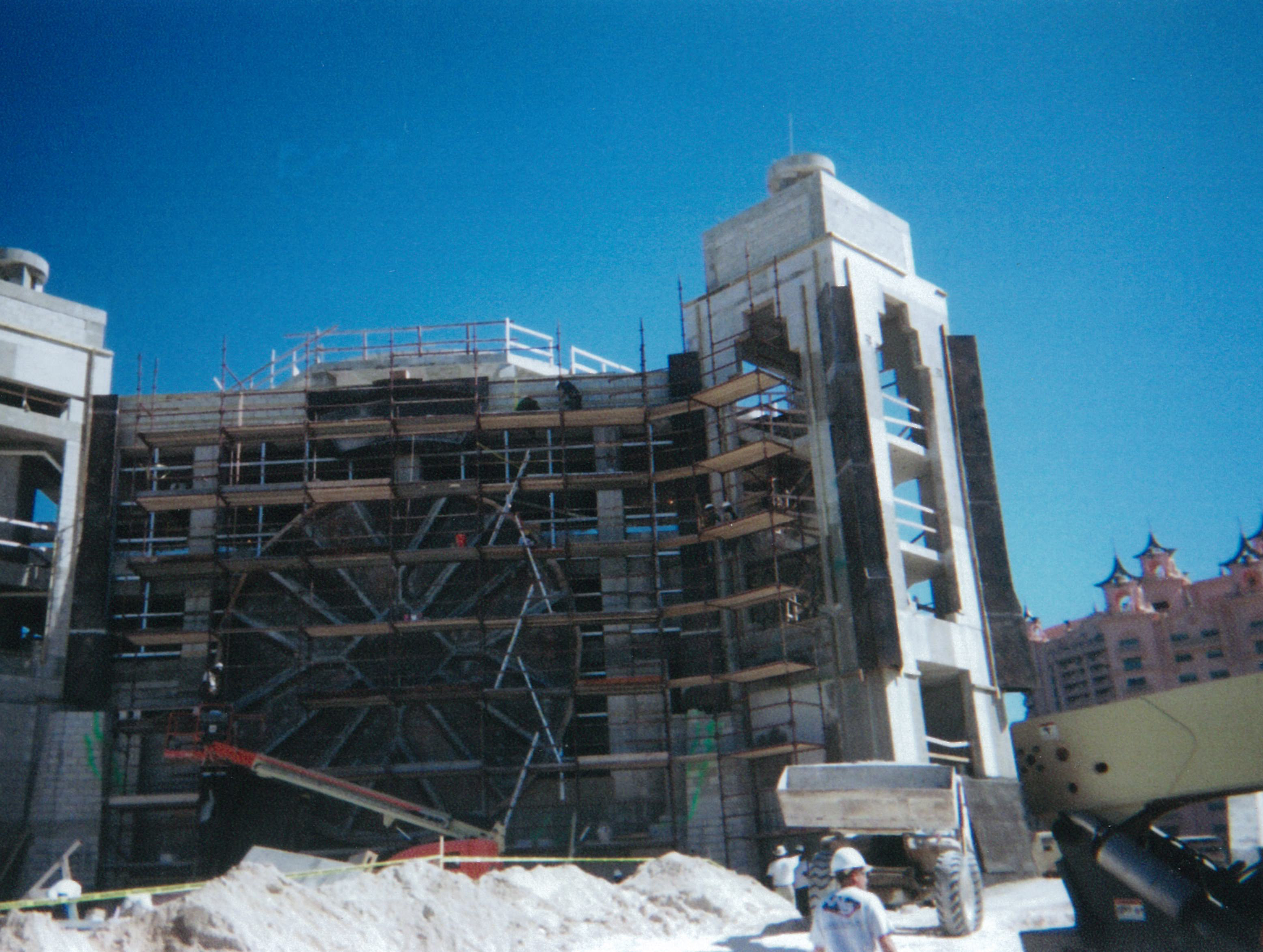 Atlantis Resort work pic 4