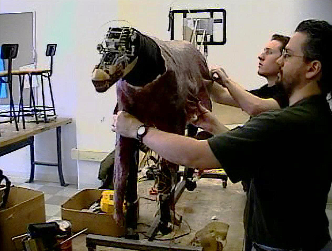 van Helsing dog2