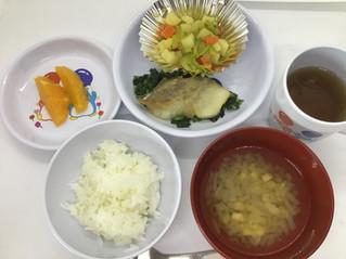 5月27日(水)の給食