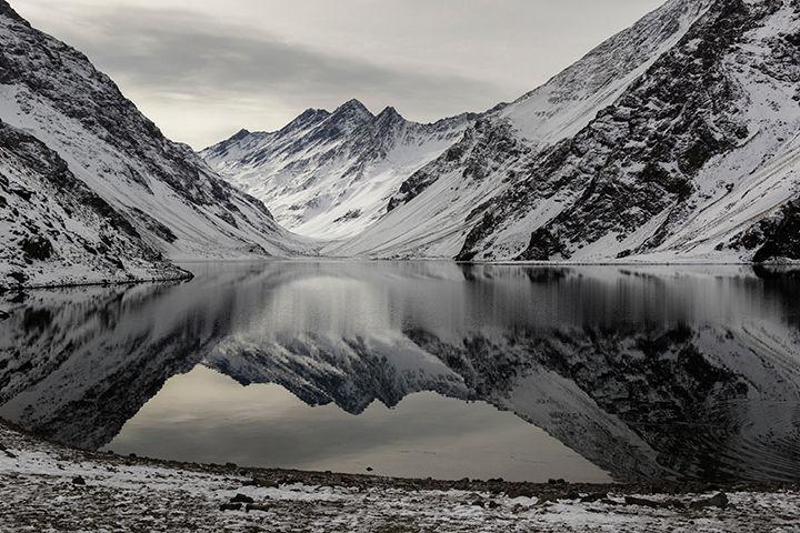 Laguna del Inca, Viña San Esteban