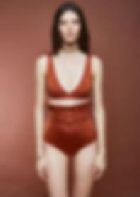 Kiremit Bikini - Ascelia