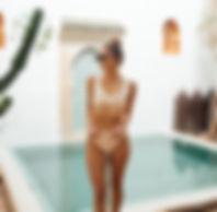 love street america - allura bikini set