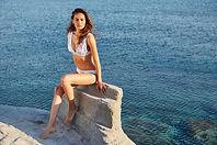 Çiçekli Bikini - Natth