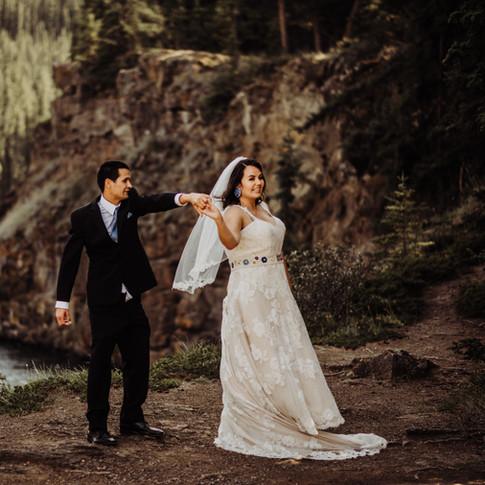 Whitehorse wedding