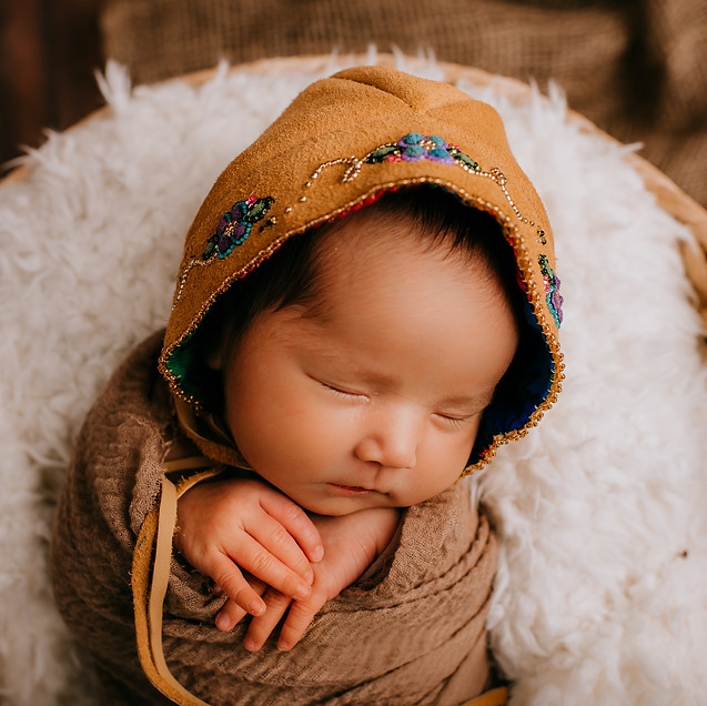 Whitehorse Yukon Newborn Photography