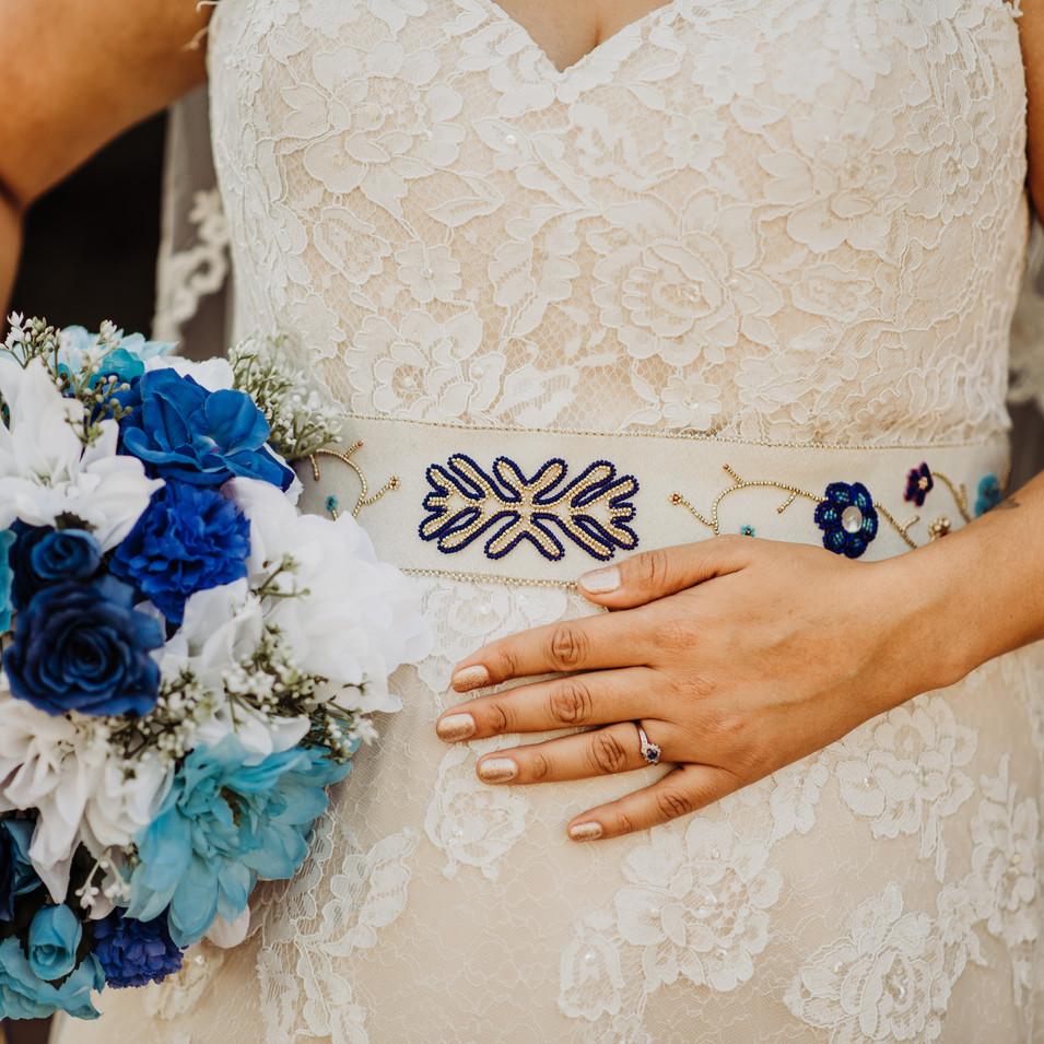 native wedding
