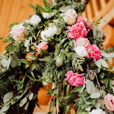 Whitehorse wedding flowers