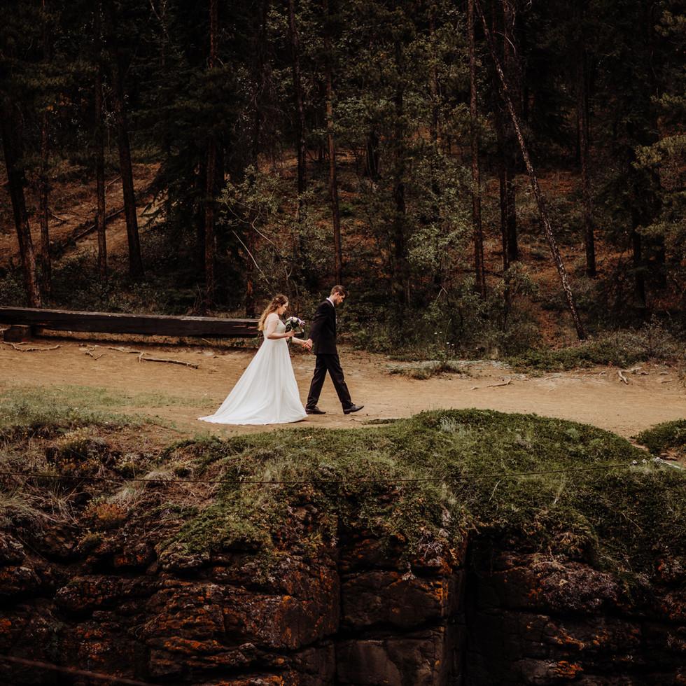 Yukon wedding photographer