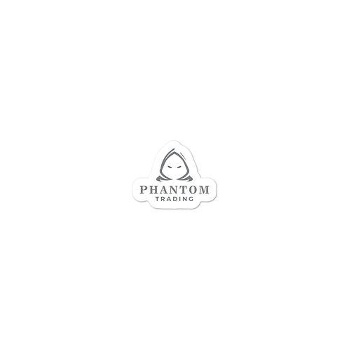 Phantom Logo - Office Equipment Sticker