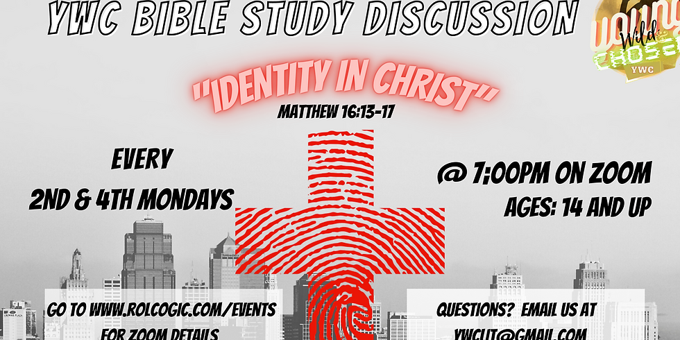 YWC BIBLE STUDY DISCUSSION