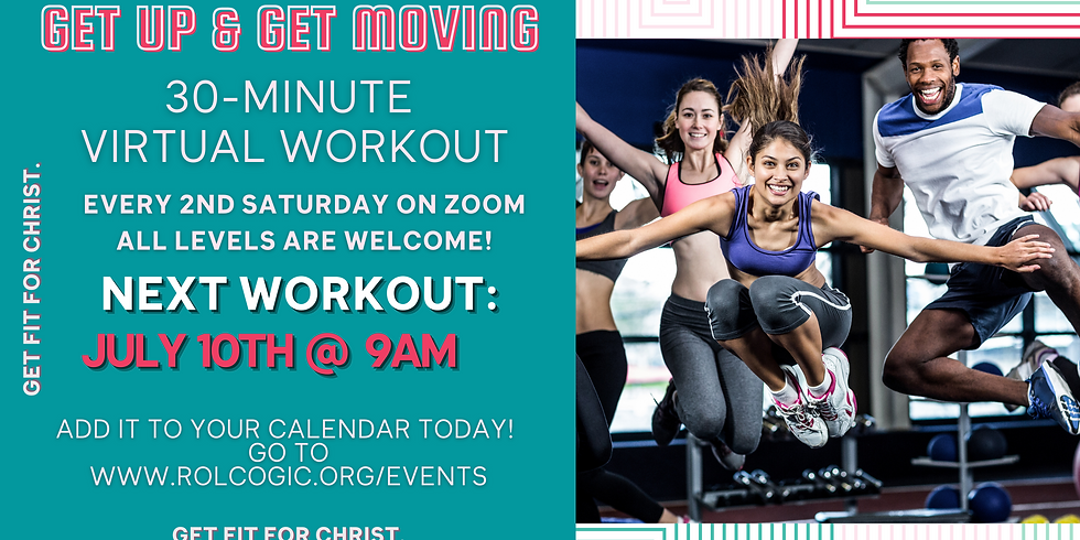 30-Minute Virtual Workout