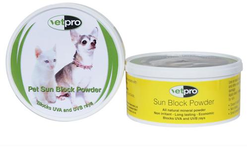 Vetpro Sunblock Powder For Animals