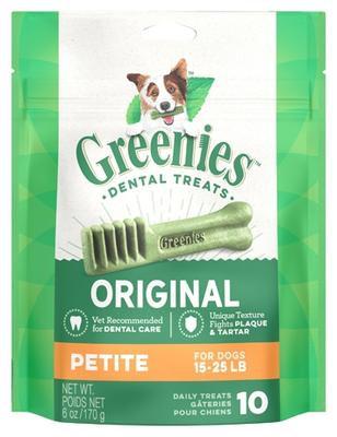 Greenies Canine Treats Petite