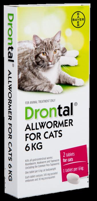Drontal 2 pack 6kg