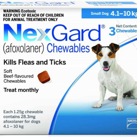 NexGard® For Dogs Chewable Range