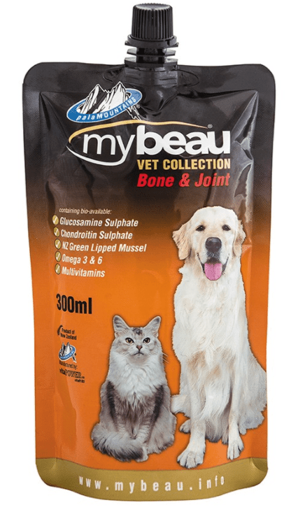 My BEAU Bone and Joint  Supplement Pouches