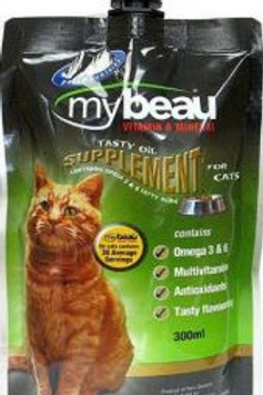 My BEAU Vitamin and Mineral Supplement for Cats
