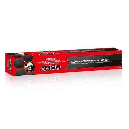 Ammo horse wormer