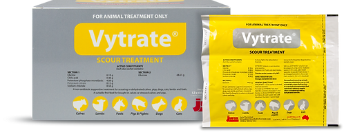 Vytrate electrolyte powder sachets 64g