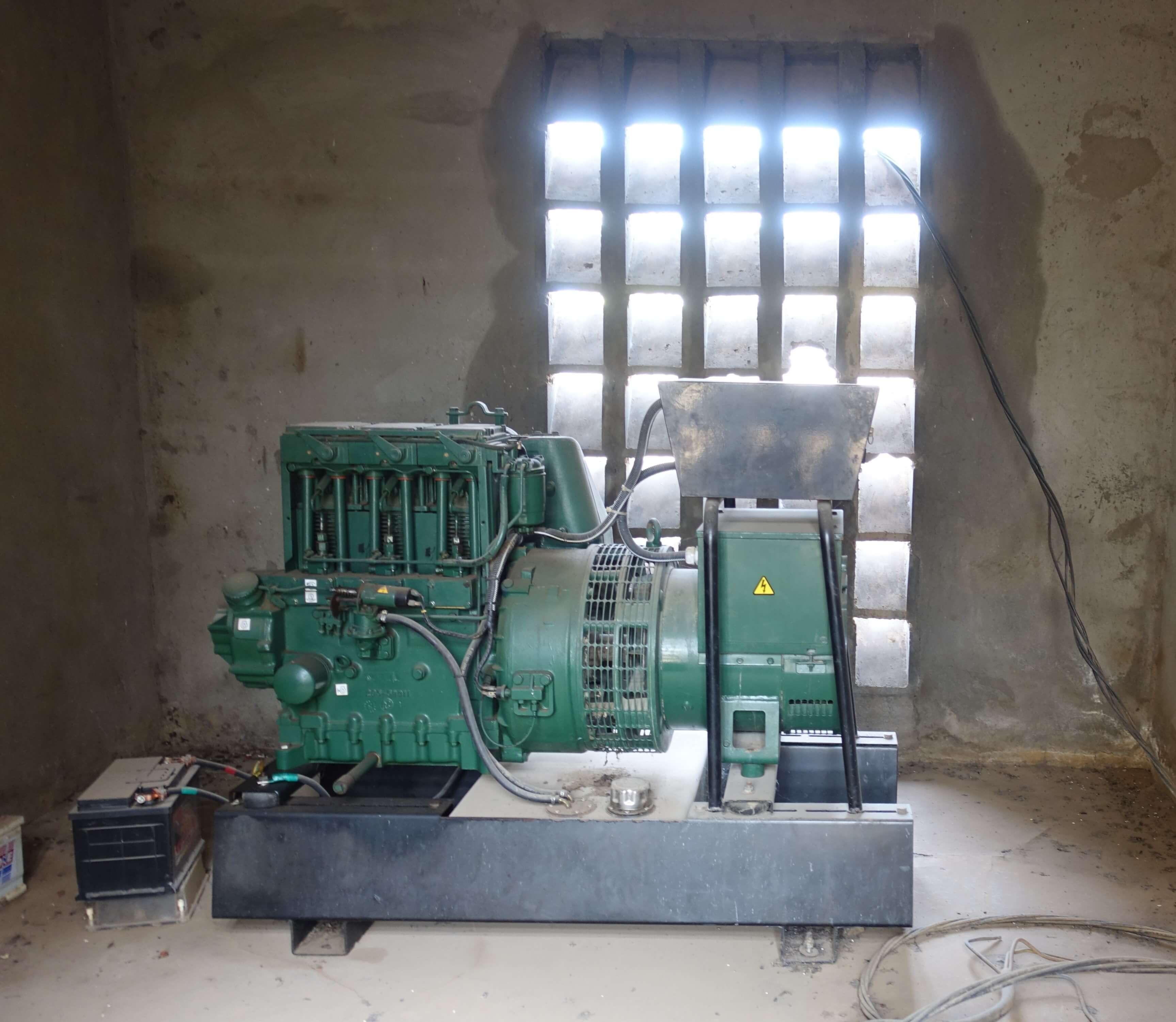 stroomgenerator