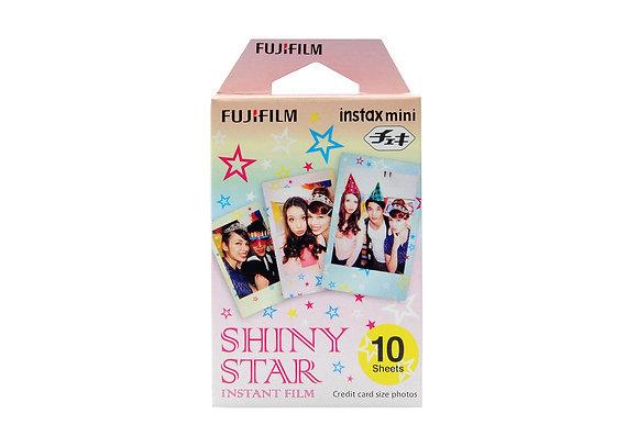 Película Instax Mini x10 Shiny Star - Films de Prueba