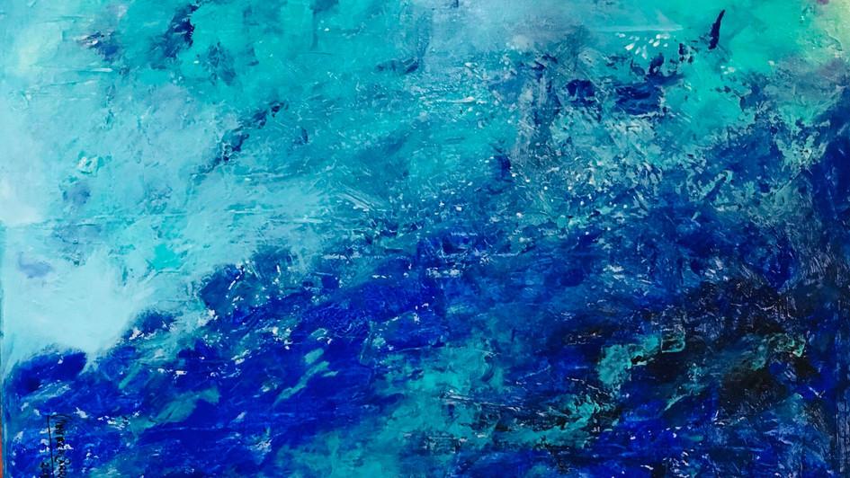 Corriente bajo el Mar