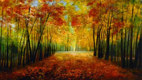 Entrada al Bosque