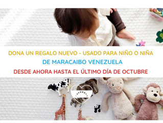 RECOLECCION DE JUGUETES PARA MARACAIBO, VENEZUELA
