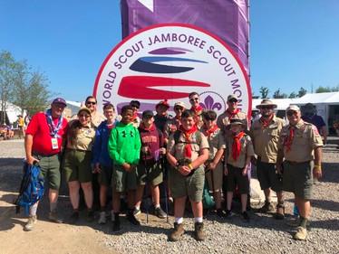 Jamboree and Whitewater