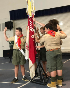 August 2019 Court of Honor