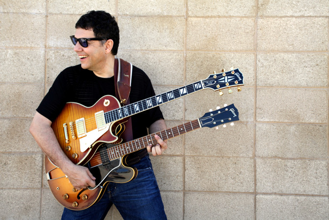 JAZZ GUITAR VIRTUOSO, ALBARE - EXCLUSIVE UK ALBUM LAUNCH DATE