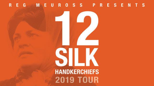 12 Silk Handkerchiefs - Reg Meuross 'live': Winter 1968. Three Hulltrawlers sink. 58 men di