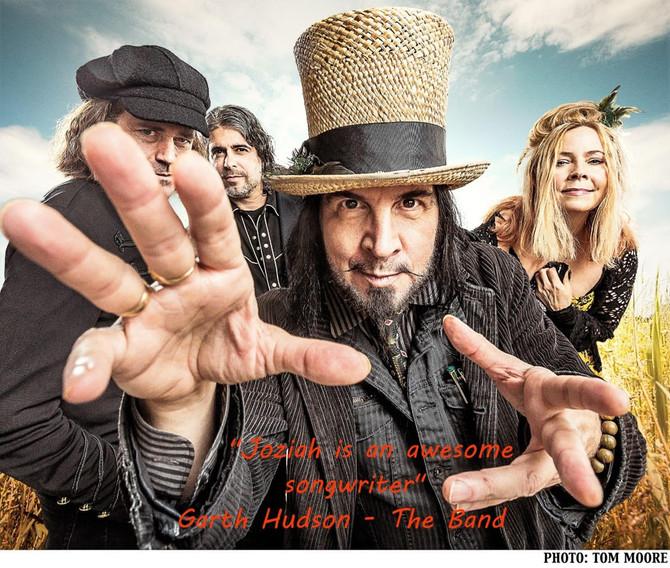"The Slambovian Circus of Dreams - 'live' in the UK! ""Mightily impressive, hugely original Ro"
