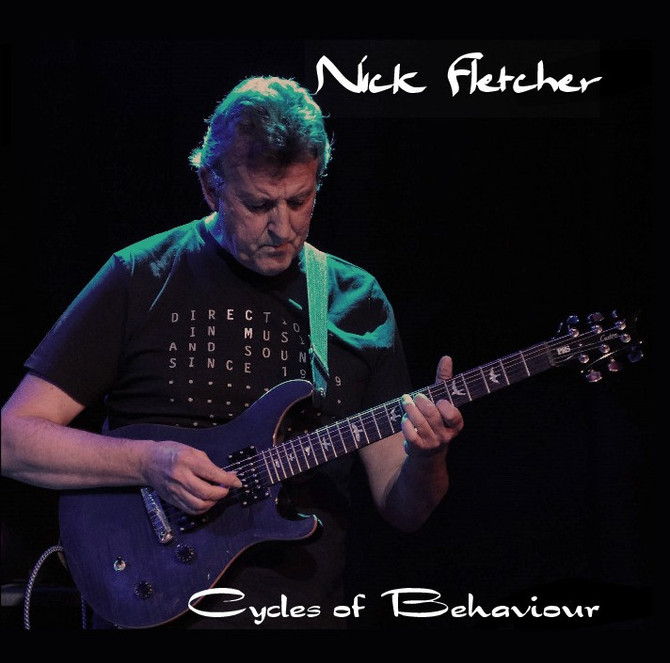 Nick Fletcher: Hackett guitarist releases 'Cycles of Behaviour'