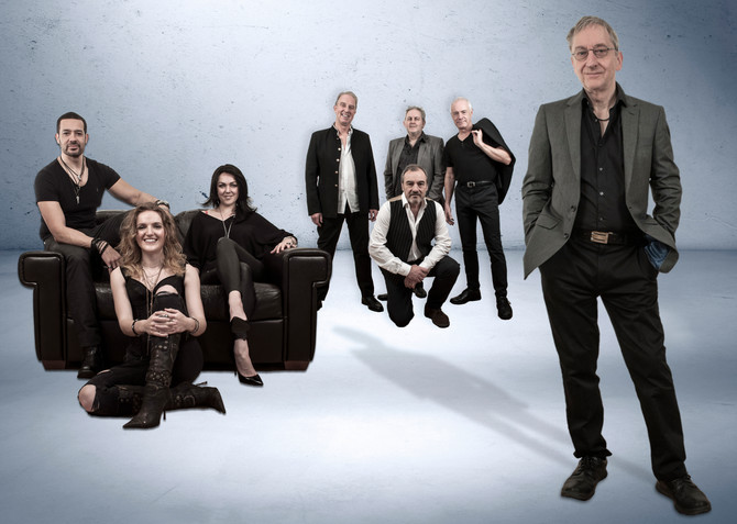 The Korgis featuring James Warren: touring 'live' - at last! 'Everybody's Got To Lea