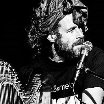 UK dates for Liam Ó Maonlaí of Hothouse Flowers-feat flautist Jacquelyn Hynes. Support: White Sail