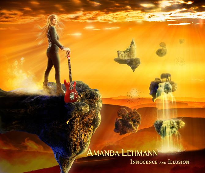 Amanda Lehmann : Steve Hackett collaborator releases her debut solo album, 'Innocence and Illusion'