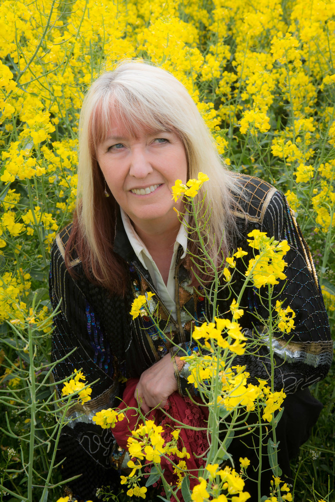 Maddy Prior UK Tour: one of the finest voices Britain has produced. With Hannah James & Giles Le