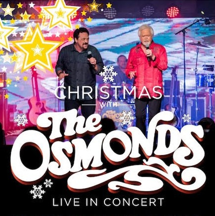 A Rockin Christmas with The Osmonds Jay & Merrill!