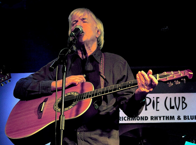 The Yardbirds' Jim McCarty: new solo album & book launch date (with Judy Dyble) - April